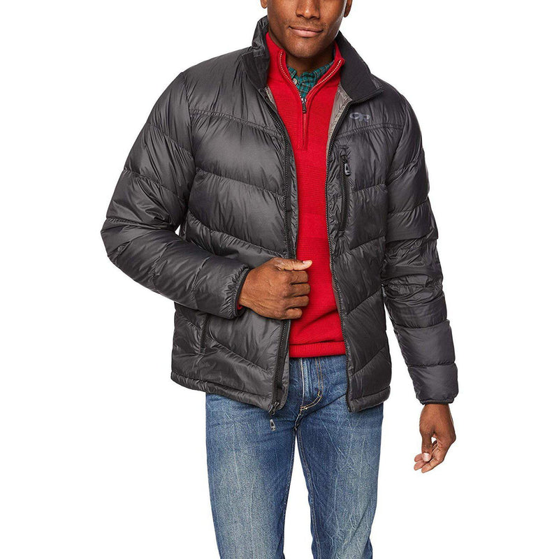 Outdoor Research Men's Transcendent Down Jacket - Black / X-Large
