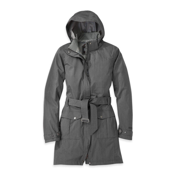 Outdoor Research Women's Envy Jacket - Pewter / Small