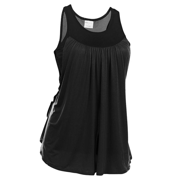 Ultimate Direction Womens Hydro Tank Running Top - Onyx / Large