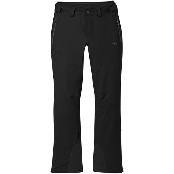 Outdoor Research Cirque II Softshell Pants - Women's - Black / Large