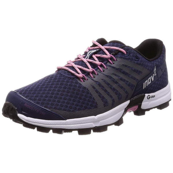 Inov-8 Womens Roclite G 290 V2 - Navy/Pink / 7 Women/5.5 Men