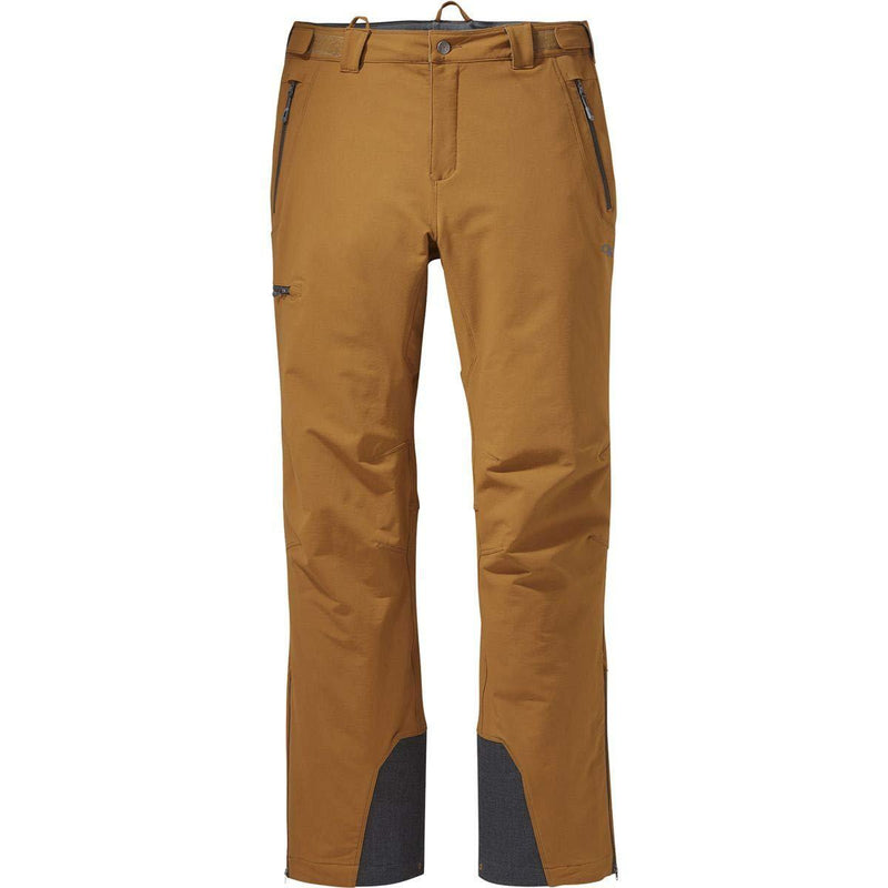 Outdoor Research Cirque Softshell Pant - Men's - Saddle / Medium
