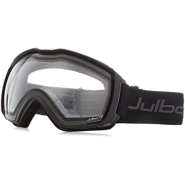 Julbo Airflux Snow Goggles Ultra Venting Superflow Technology No Fogging - Spectron 0 / Spectron 0 - Black/Black