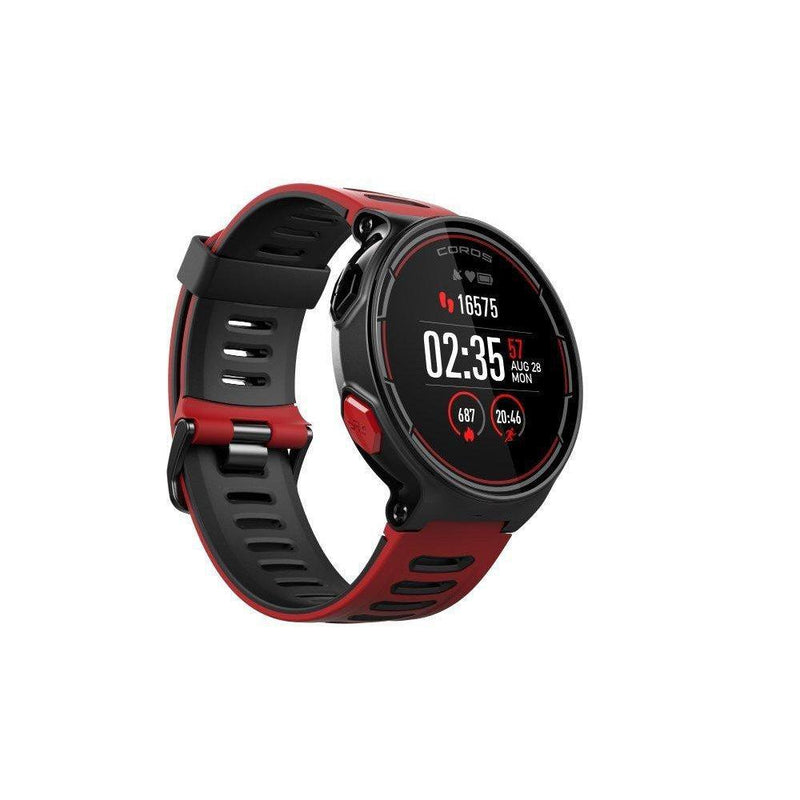 Coros PACE GPS Sports Watch with Wrist-Based Heart Rate Monitoring | Includes Running, Cycling, Swimming and Triathlon Features. Barometric Altimeter, Strava Compatible
