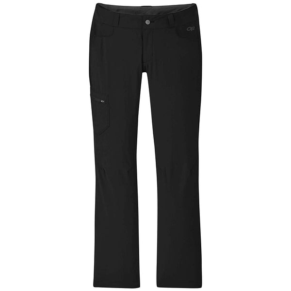 Outdoor Research Women's Ferrosi Pants - Regular - Black / 0