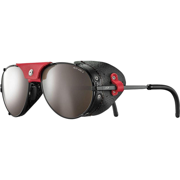 Julbo Cham Spectron Sunglasses - Black/Red / One Size