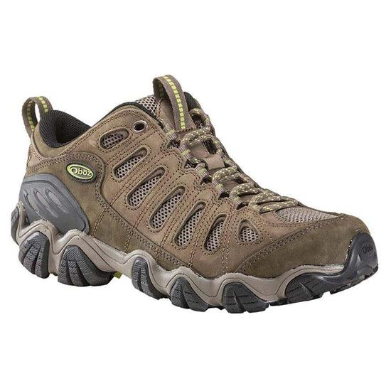 Oboz Sawtooth Low Hiking Shoe - Men's-Grivet Outdoors