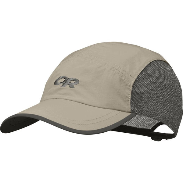 Outdoor Research Swift Sun Hat - Khaki/Dark Grey / One Size