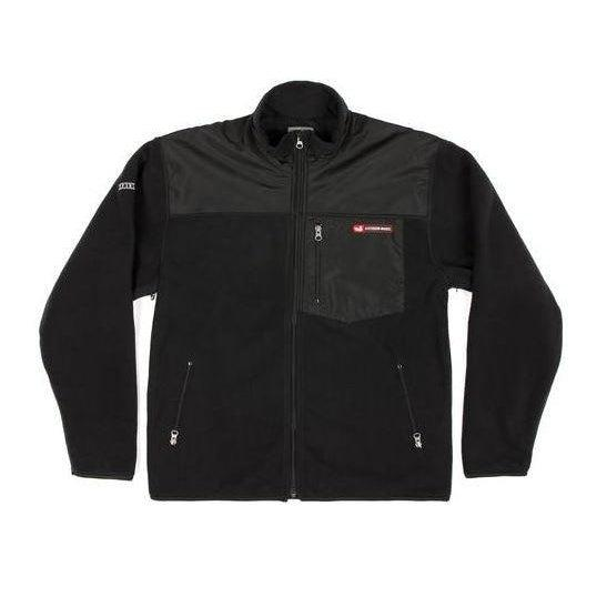 Southern Marsh FieldTec Fleece Jacket - Black / Small