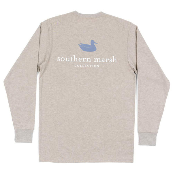 Southern Marsh Men's Authentic Long Sleeve Shirt - [variant_title]