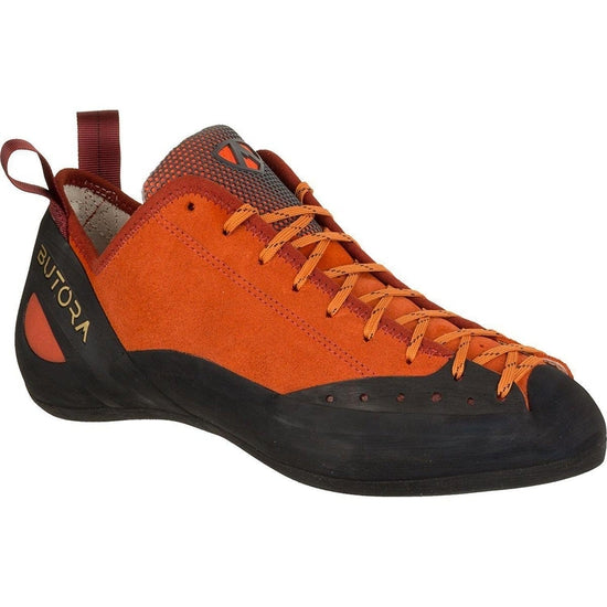 Butora Mantra Climbing Shoe - Tight Fit - Tiger Lily / 10