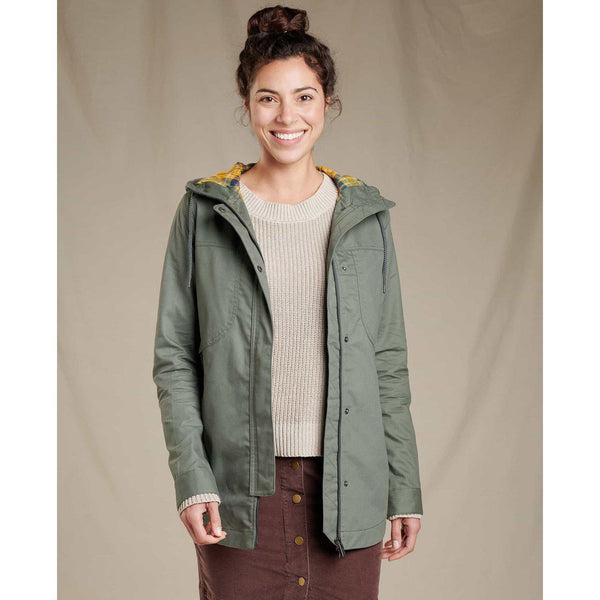 Toad & Co.  Women's Tangerine Falls Jacket - Beetle / L