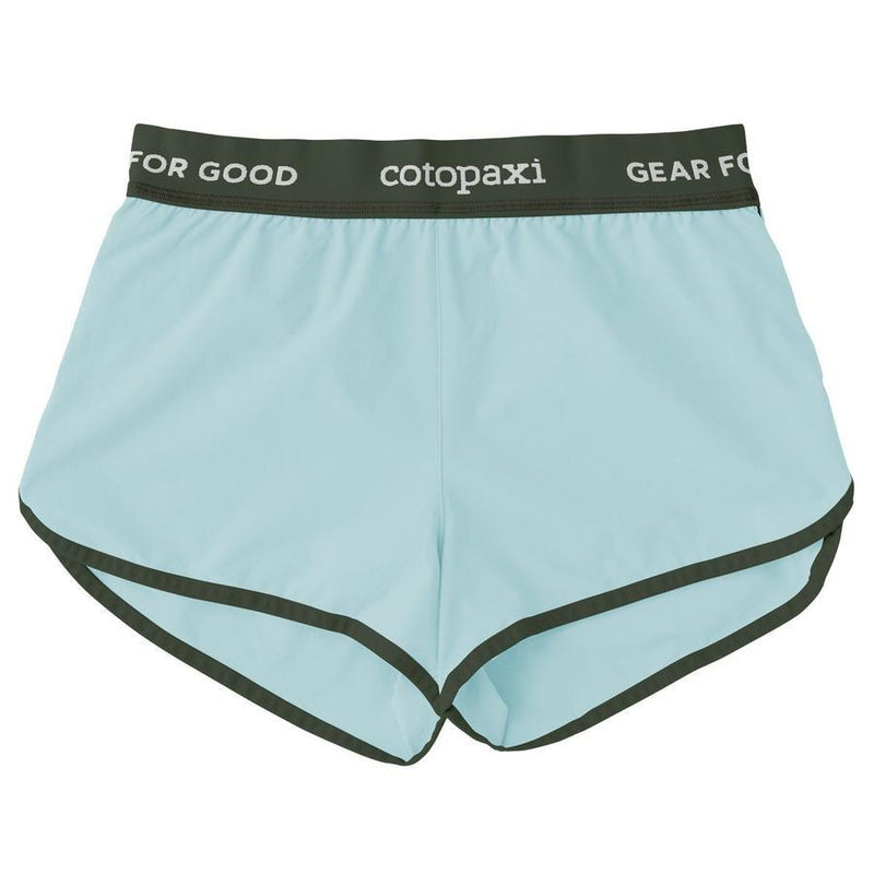 Cotopaxi Women's Crux Active Short - Aqua / Small