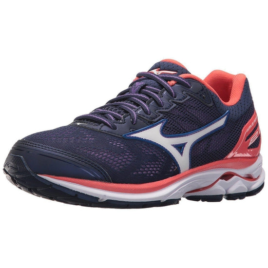 Mizuno Women's Wave Rider 21 Running-Shoes-Mizuno-GrivetOutdoors.com