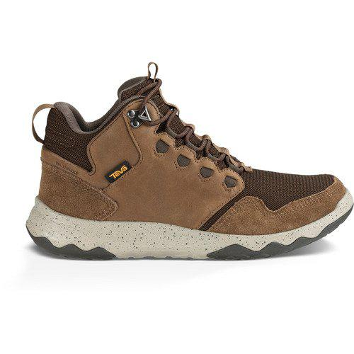 Teva Men's Arrowood Mid Waterproof Boot-Teva-GrivetOutdoors.com