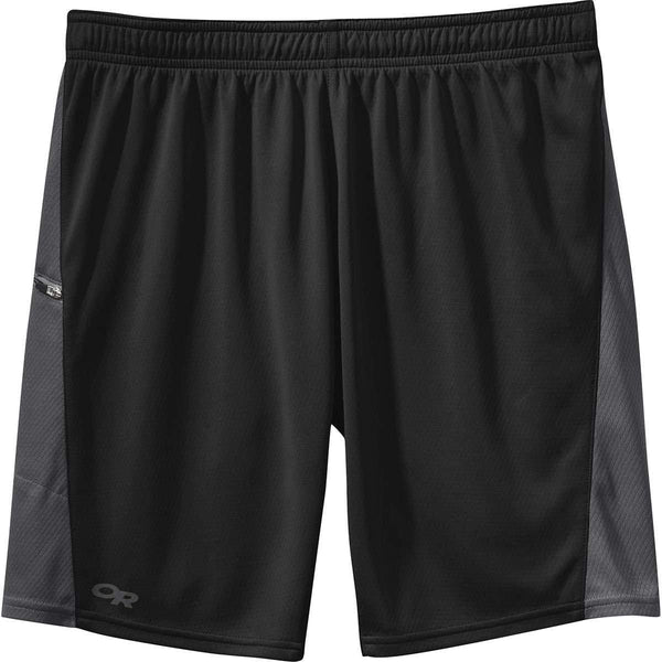 Outdoor Research Men's Pronto Shorts - Black / Charcoal / XX-Large