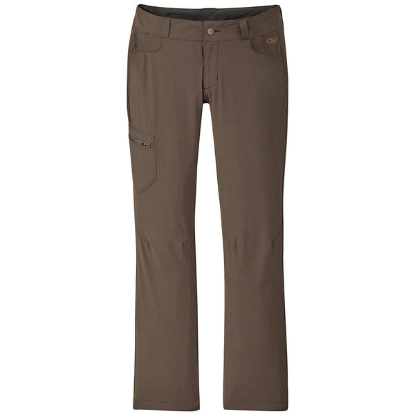 Outdoor Research Women's Ferrosi Pants - Regular - Mushroom / 0
