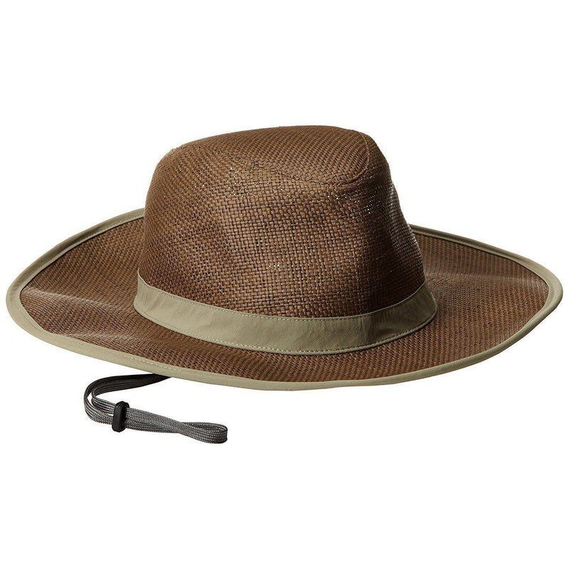 Outdoor Research Papyrus Brim Hat Sun Hat - Walnut / Large