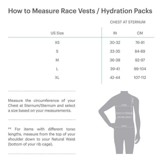 Nathan Vaporkrar Hydration Pack Running Vest, Includes two 12oz Flasks with Extended Straws, Compatible with 1.8L Reservoir Bladder, Men's-Nathan-GrivetOutdoors.com