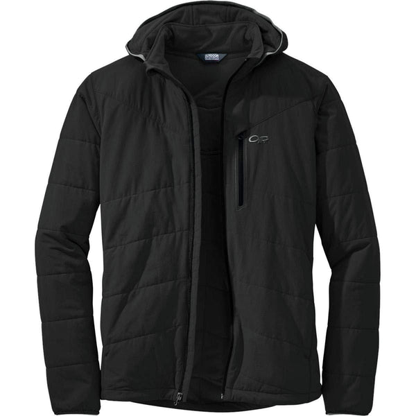 Outdoor Research Men's Ferrosi Winter Jacket - black / Large