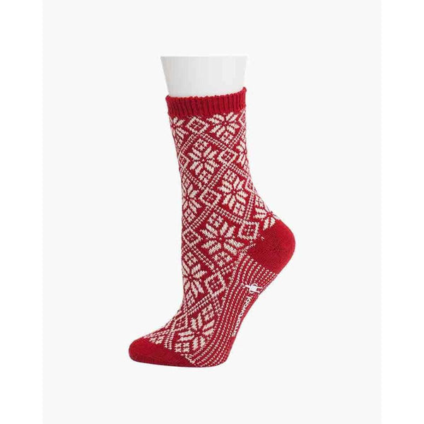 Smartwool Women's Traditional Snowflake Sock - [variant_title]