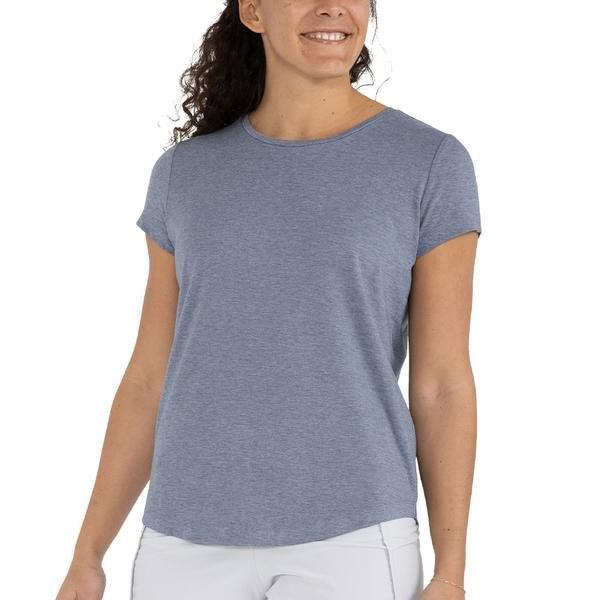 Free Fly Women's Bamboo Current Tee