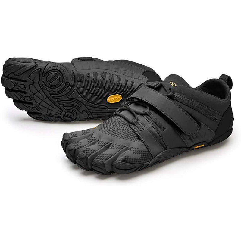 Vibram FiveFingers V-Train 2.0 - Black/Black / 7.5