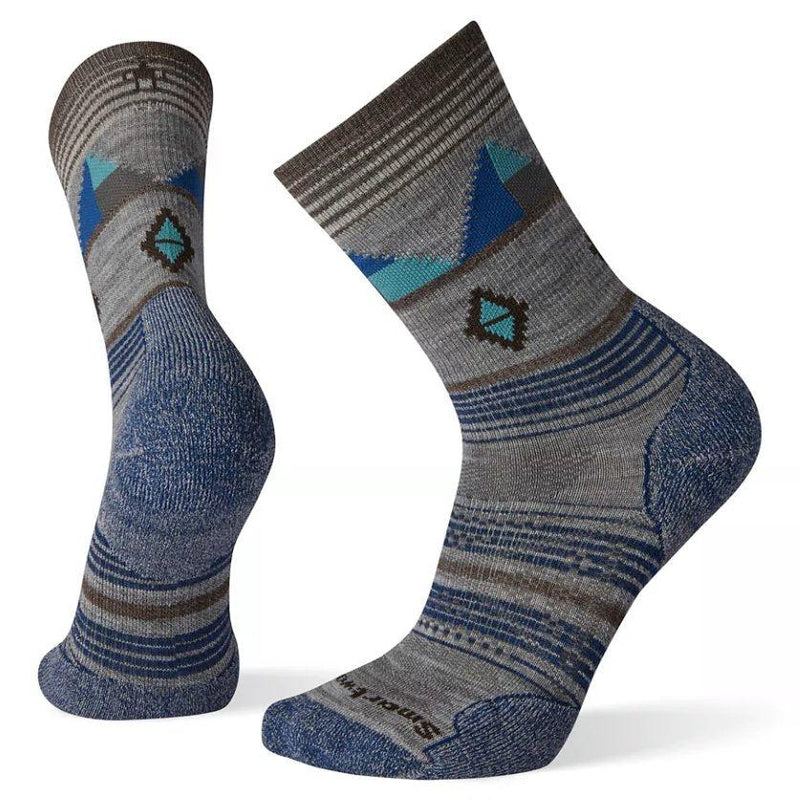 Smartwool PhD Outdoor Light Pattern Crew Sock - [variant_title]