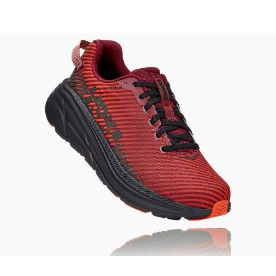 Hoka One One Men's Rincon 2 Running Shoe - Cordocan/Anthracite / 10