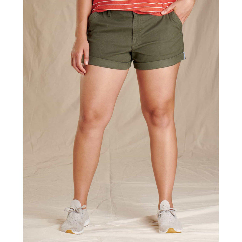 Toad & Co. Women's Earthworks Camp Short - [variant_title]