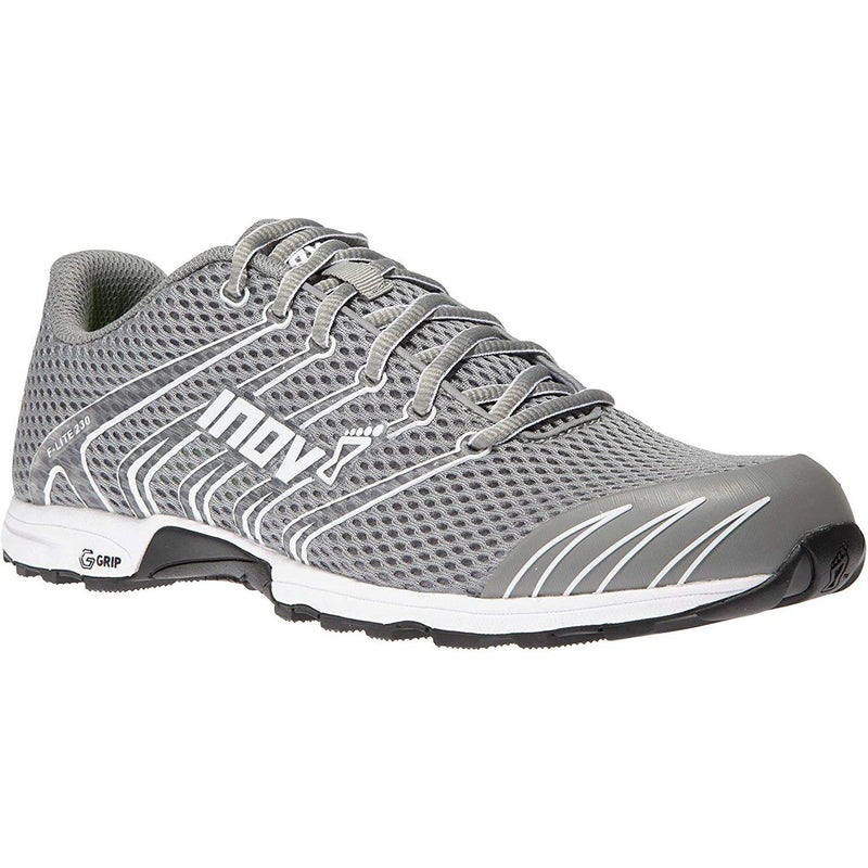 Inov-8 Mens F-Lite G 230 - Grey/White / 10