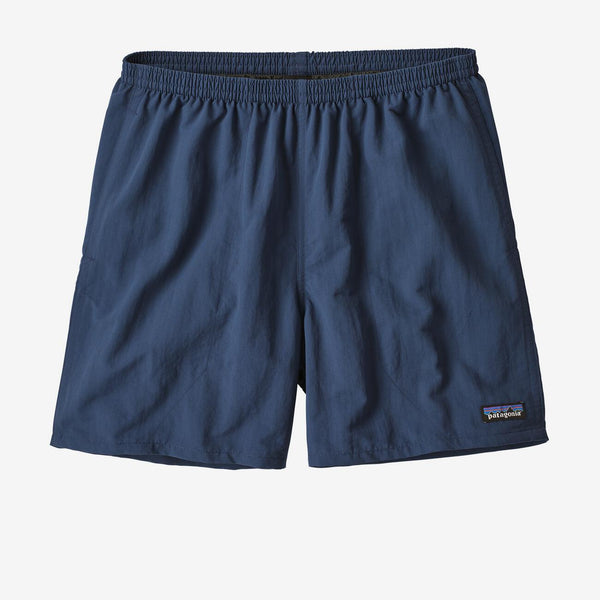 "Patagonia Men's Baggies Shorts 5"" - Stone Blue / L"