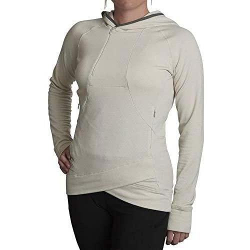 Ultimate Direction Women's Ultra Hoodie - Mist / Large
