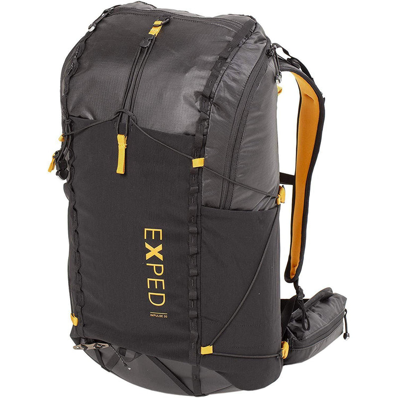 Exped Impulse Backpack - Black / 30 Liter