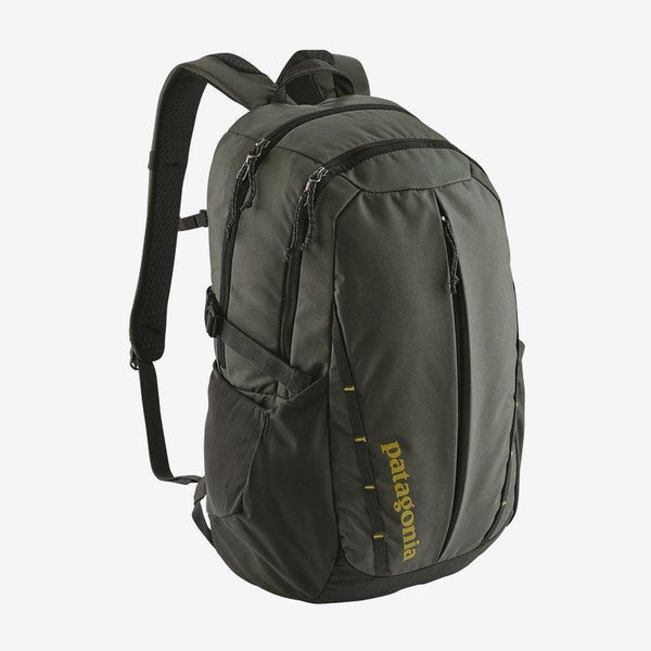 Patagonia Refugio 28L Pack - Forge Grey w/ Textile Green