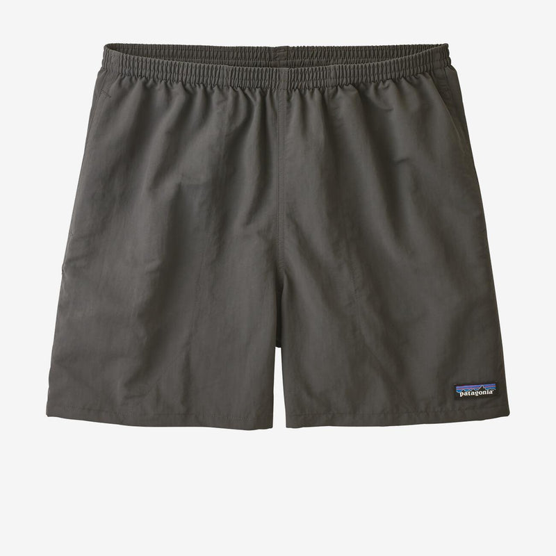 "Patagonia Men's Baggies Shorts 5"" - Forge Grey / L"