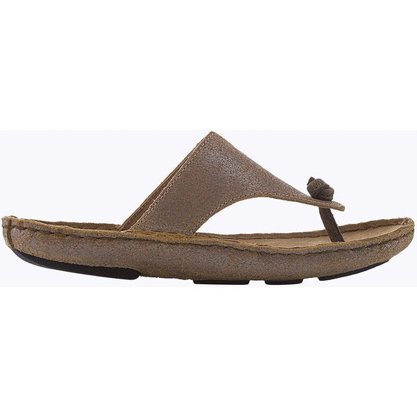 Tamarindo Beachcomber Sandal Women's Leather Softbed Flip Flop - [variant_title]