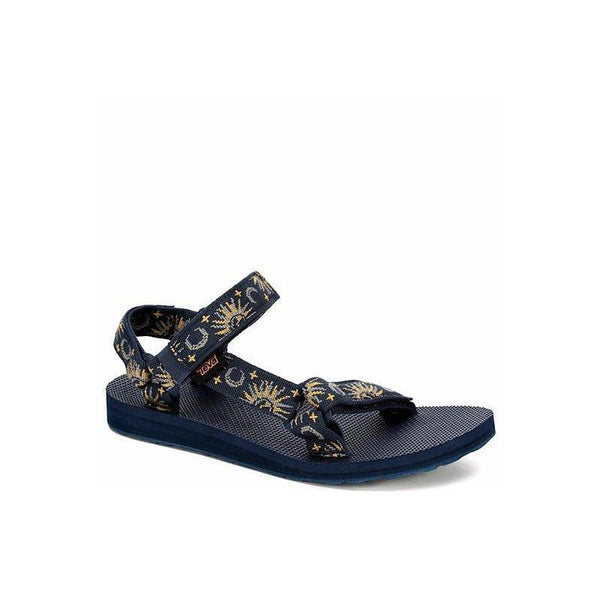 Teva Women's Original Universal Sandal - Sun and Moon Insignia Blue / 10