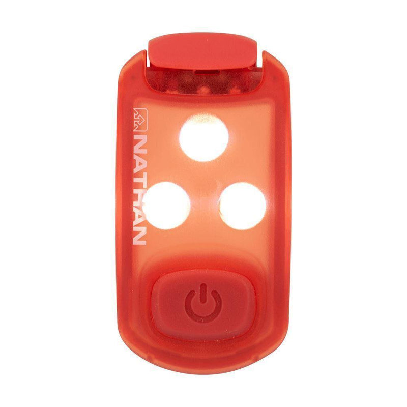 Nathan Strobe Light LED Safety Light Clip - [variant_title]