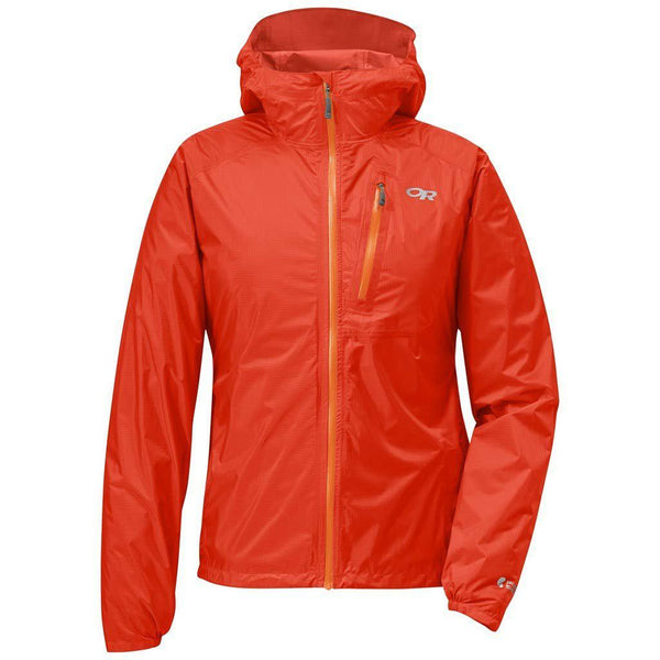 Outdoor Research Women's Helium II Jacket - Lava / X-Small