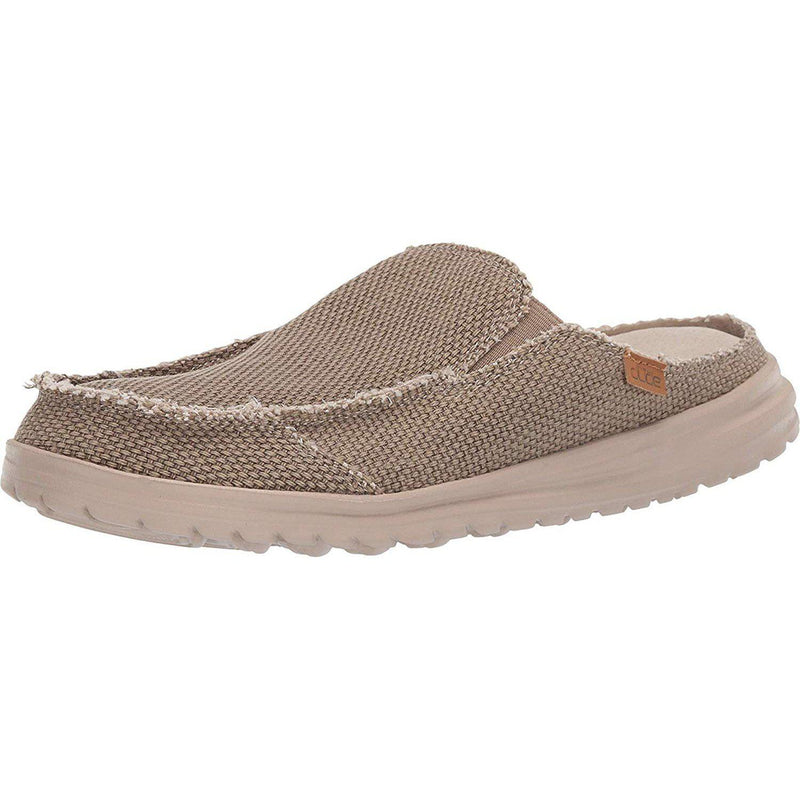 Hey Dude Men's, Zen Clog - Khaki / 8