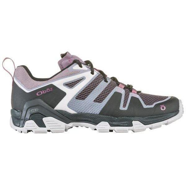 Oboz Women's Arete Low Hiking Shoe - Blush / 10