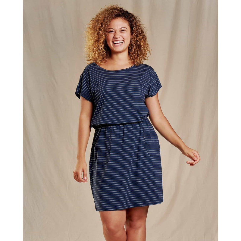 Toad & Co. Women's Swifty Short Sleeved Dress - [variant_title]