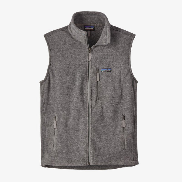 Patagonia Men's Classic Synchilla Fleece Vest - Nickel / L