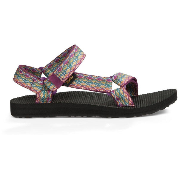 Teva Women's Original Universal Sandal - Miramar Fade Dark Purple Multi / 10
