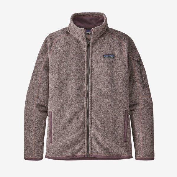 Patagonia Women's Better Sweater® Fleece Jacket - Hazy Purple / Extra Large