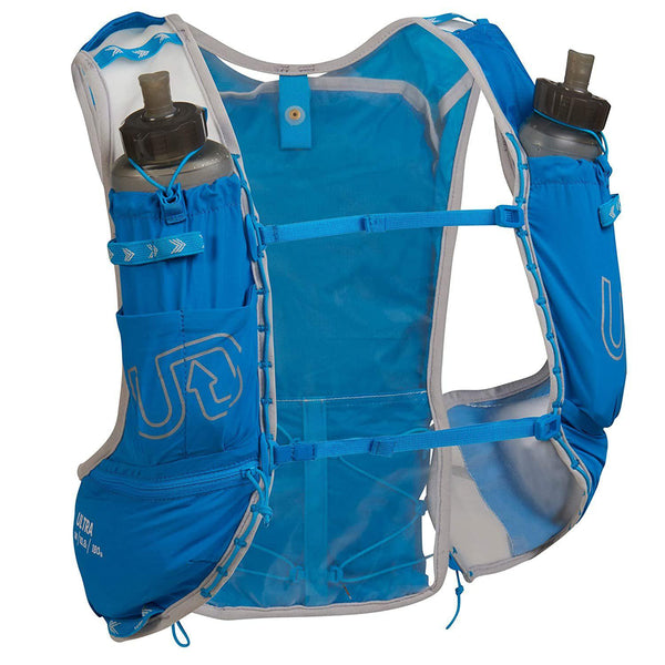 Ultimate Direction Mens Ultra Vest Signature Series 5.0 for Trail Running - Signature Blue / Small