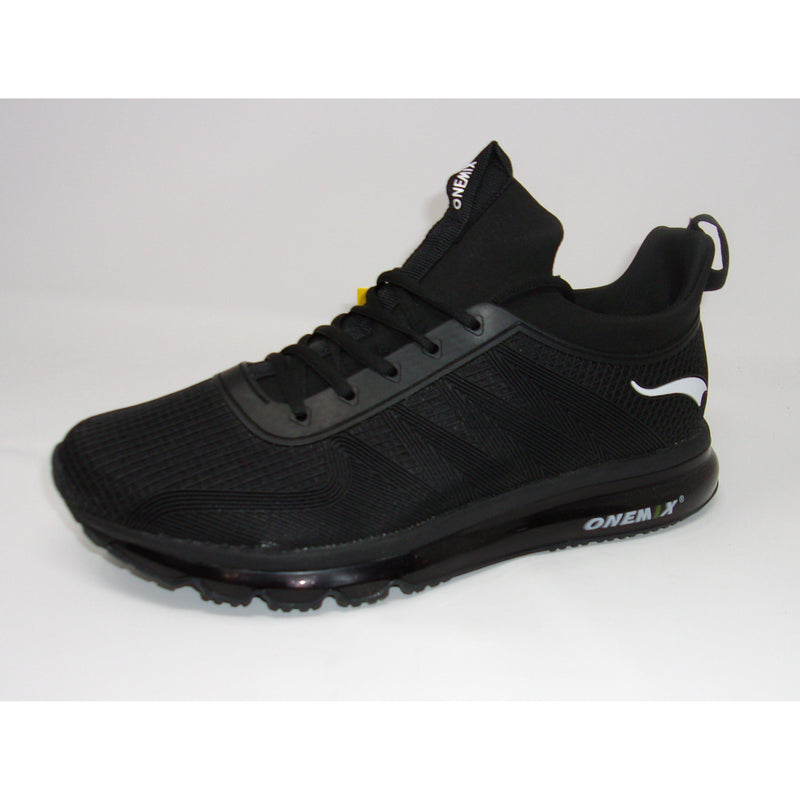 ONEMIX Men's Cushion Road Running Shoes - 10 / Black