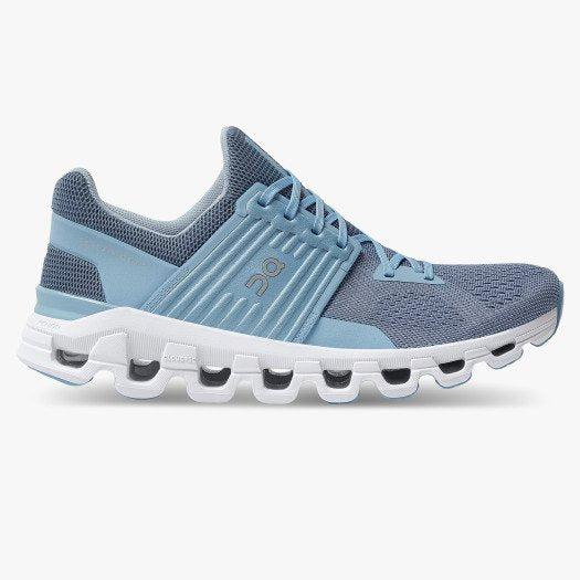 On Running Women's Cloudswift Running Shoe - New Generation - Lake | Sky / 10