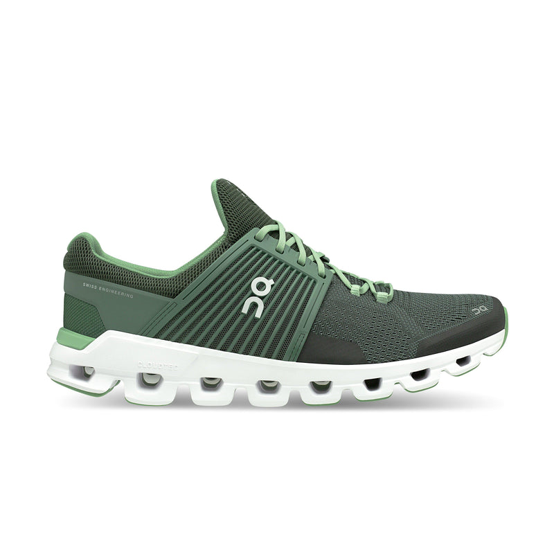 On Running Men's Cloudswift Running Shoes - Ivy/Jungle / 11.5